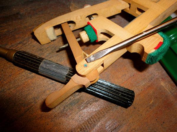 Sticking Piano Key - Verdigis