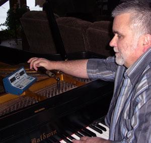 piano tuner troy mi
