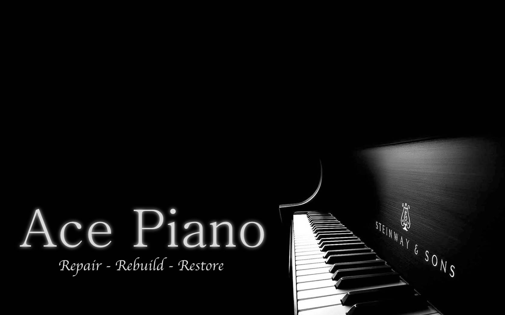 Ace Piano Banner Ace Piano Inc Piano Tuning Repair Rebuild