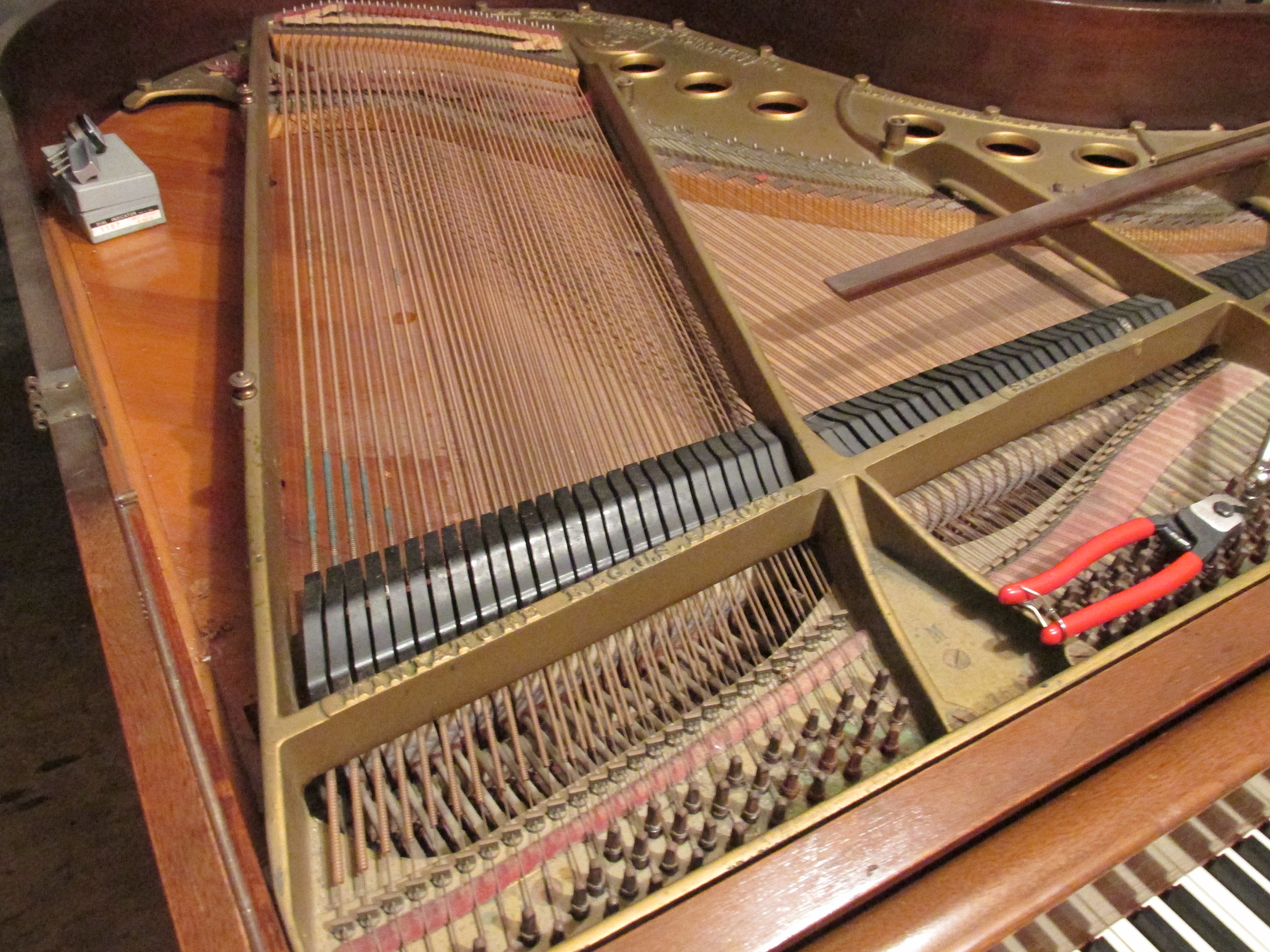 Steinway M Rebuild in Metro Detroit Michigan by Ace Piano the Piano Tuner and Repairman of Oakland County